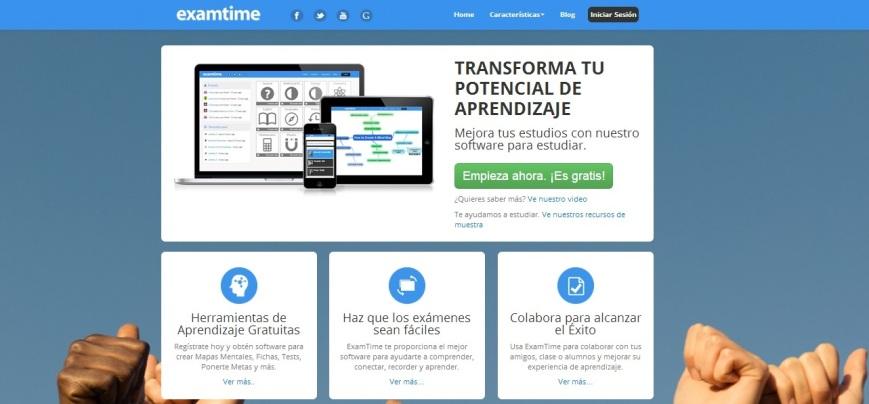 Examtime.es: una ayuda en nuestro aprendizaje de idiomas